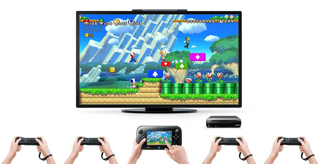 Spil til Nintendo Wii U
