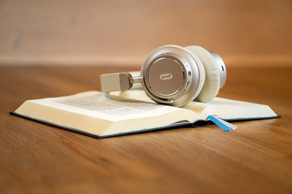 De mange ting lydbøger kan bruges til